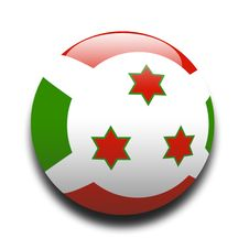 Free Burundi Flag Royalty Free Stock Photos - 66568