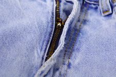 Free Pants Zipper Stock Image - 67691