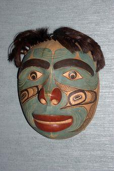 Free Colorful Mask Stock Image - 68951