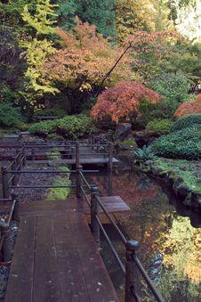 Free Japanese Garden Royalty Free Stock Photo - 69595