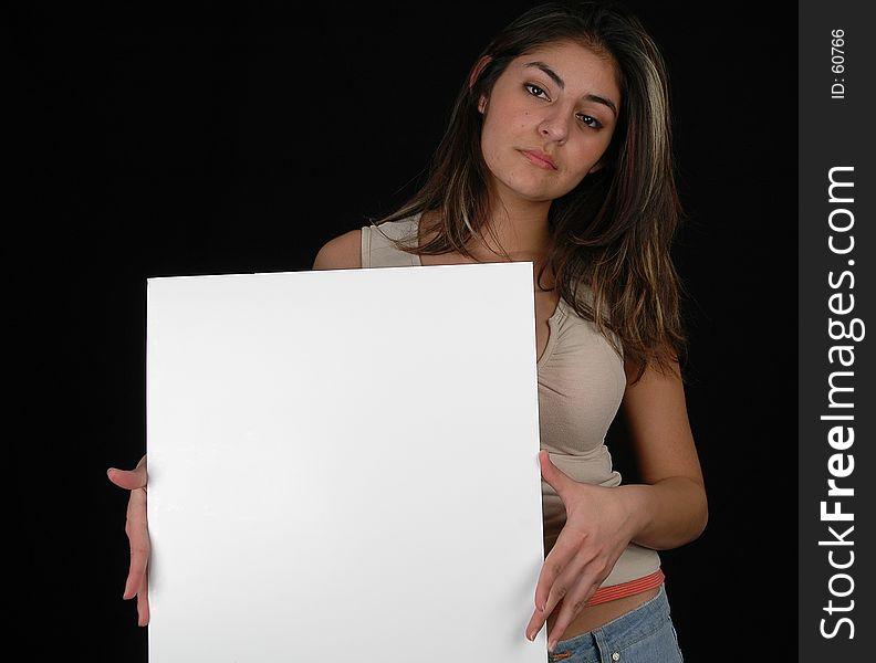 Blank board-4