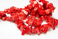 Free Red Necklace Stock Photos - 605393
