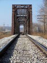 Free Railroad Trestle Royalty Free Stock Photography - 606187