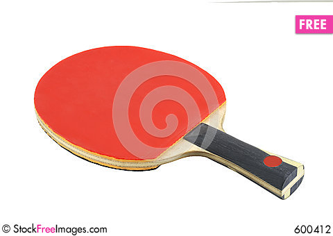 Free Sport Ping Pong Stock Photography - 600412