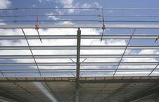 Free Guard Rail III Stock Image - 600191