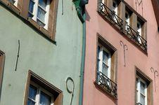 Free Old European Houses Stock Image - 601931