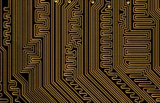Free Circuit Board Stock Photo - 602030