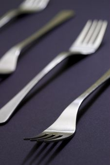 Free Forks05 Stock Photos - 602693