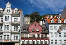 Free Houses In Carsbad Royalty Free Stock Photo - 602745