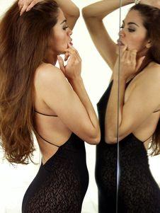 Mirror, Mirror 658 Royalty Free Stock Photo