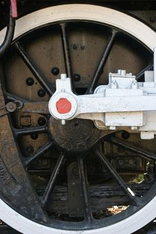 Free Locomotion Wheel Stock Photo - 603790