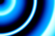 Free Blue Wave Stock Image - 603881