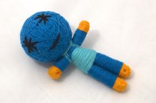Free Wool Doll Stock Photography - 604762
