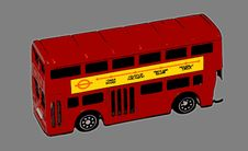 Free Red Bus Stock Images - 605234