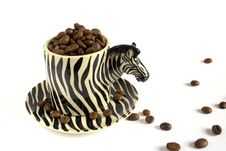 Free Cup Of Coffee Royalty Free Stock Photos - 605608