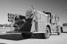 Free Old Fire Truck Stock Photo - 607140