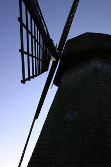 Free Windmill Stock Photo - 608280