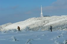 Free Winter In Beskidy Stock Photography - 609022