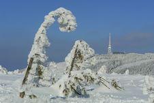 Free Winter In Beskidy Stock Photos - 609023