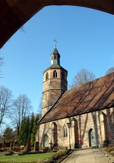 Free Labach Church Royalty Free Stock Images - 609039