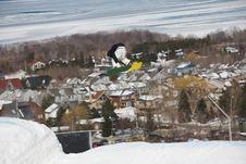 Free Ski Snowboad Stock Image - 609831