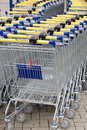Free Cart Supermarket Stock Photos - 6002553