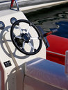 Free Motor Boat Control Panel Stock Images - 6005504