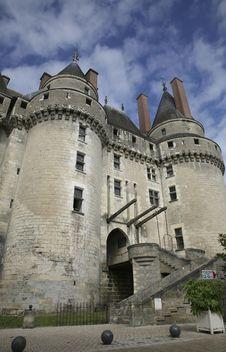 Free Château De Langeais Royalty Free Stock Photography - 6000017