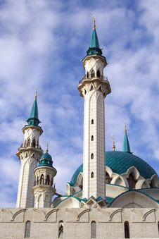 Free Big Mosque Royalty Free Stock Photos - 6000238