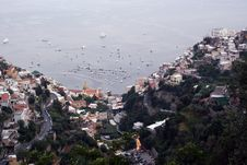 Free Positano Royalty Free Stock Photos - 6000488