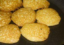 Free Delicious Potato Pancakes Royalty Free Stock Photo - 6001065