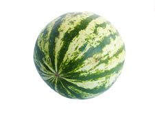 Free Water-melon Royalty Free Stock Image - 6001376