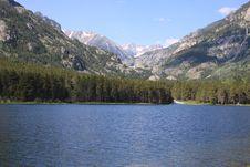 Free Mountainslake1 Stock Photo - 6001860