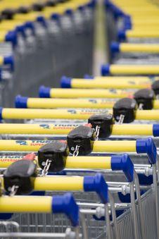 Free Cart Supermarket Stock Image - 6002501