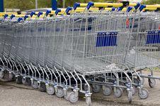 Free Cart Supermarket Royalty Free Stock Photo - 6002505