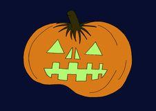 Free Halloween S Pumpkin Royalty Free Stock Photos - 6003068