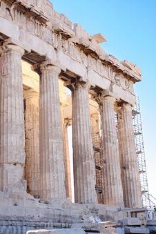 Free Acropolis Royalty Free Stock Photo - 6003095
