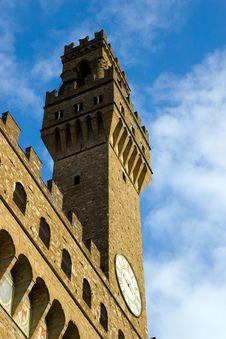 Free Palazzo Vecchio Stock Photography - 6003172