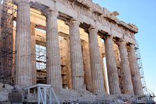 Free Acropolis Royalty Free Stock Photos - 6003348