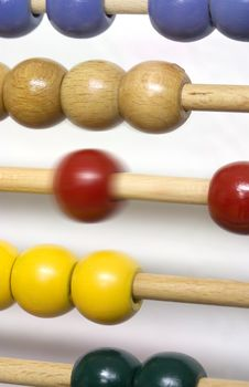 Free Abacus Royalty Free Stock Image - 6003406