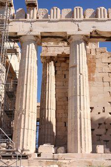 Free Acropolis Royalty Free Stock Image - 6003536