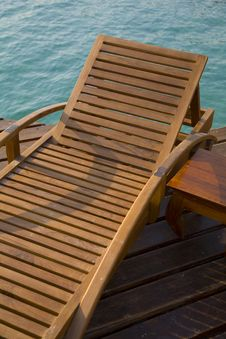 Free CHAIR AT THE BEACH Stock Photo - 6003540