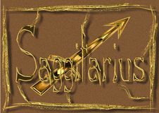 Free Sagittarius, Zodiac Sign Royalty Free Stock Images - 6004249