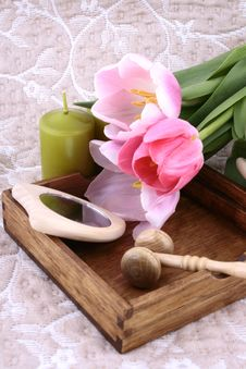 Free Spring Aromathetapy Royalty Free Stock Photo - 6004365