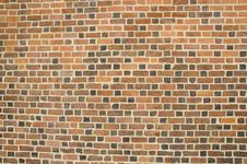 Free Colored Stone Brick Wall Stock Photo - 6004690
