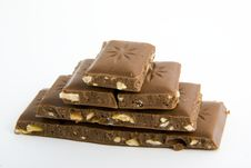Free Heap Of Chocolate Royalty Free Stock Photos - 6004778