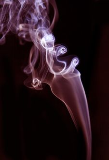Free Abstract Colorful Smoke Background Stock Image - 6005151