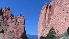 Free Garden Of The Gods Royalty Free Stock Images - 6005189