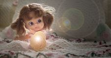Free Little Toy Doll Stock Photo - 6005380