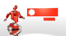 Free Robot Royalty Free Stock Photography - 6006197